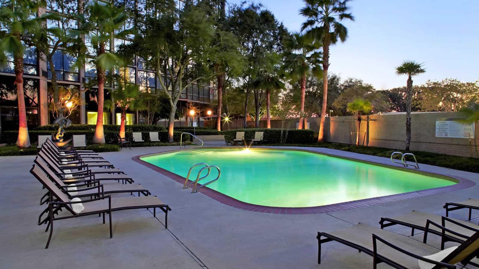 Sheraton Houston Brookhollow Hotel Texas
