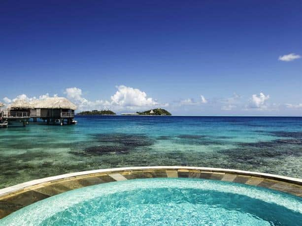 Sofitel Bora Bora Marara Beach Resort Hotel