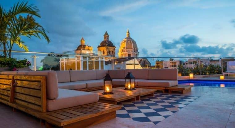 Gay Cartagena · Hotels