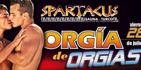 Spartacus Sauna Medellin