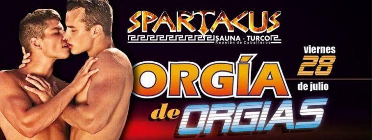 TravelGay anbefaling Spartacus Sauna Medellin