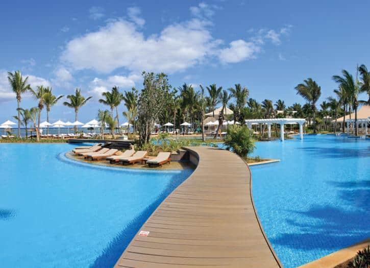 Gay Mauritius · Luxury Hotels
