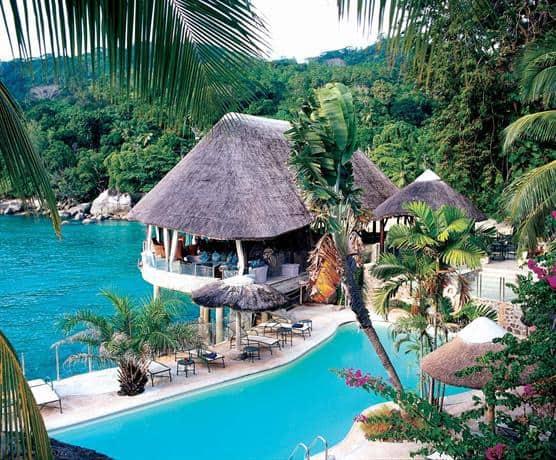 Sunset Beach Hotel Glacis
