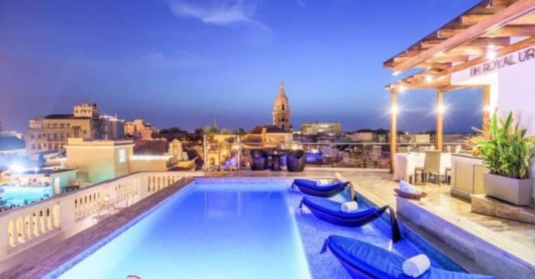 billede af NH Royal Urban Cartagena