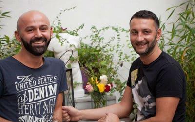 مقاهي ومطاعم فيينا للمثليين