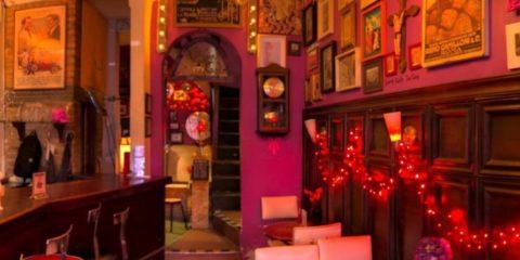 Village cafe Bogota