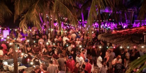 湿野海滩俱乐部