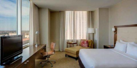 Grand Hyatt San Antonio Hotel Texas