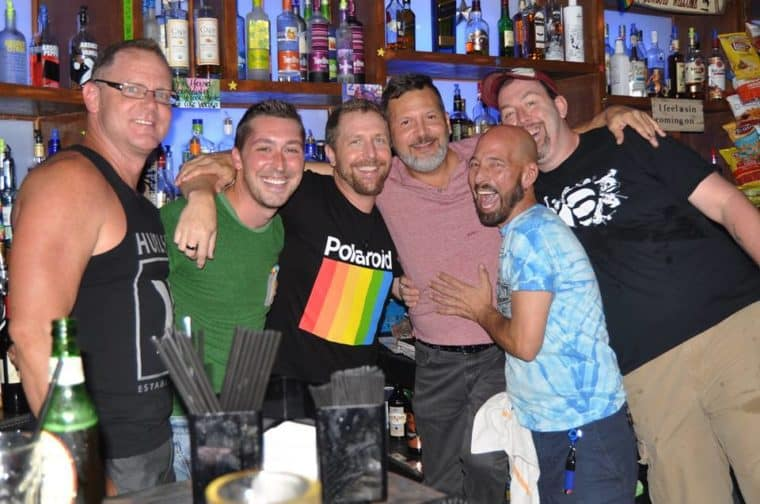 TravelGay recommendation Lucky Star Lounge