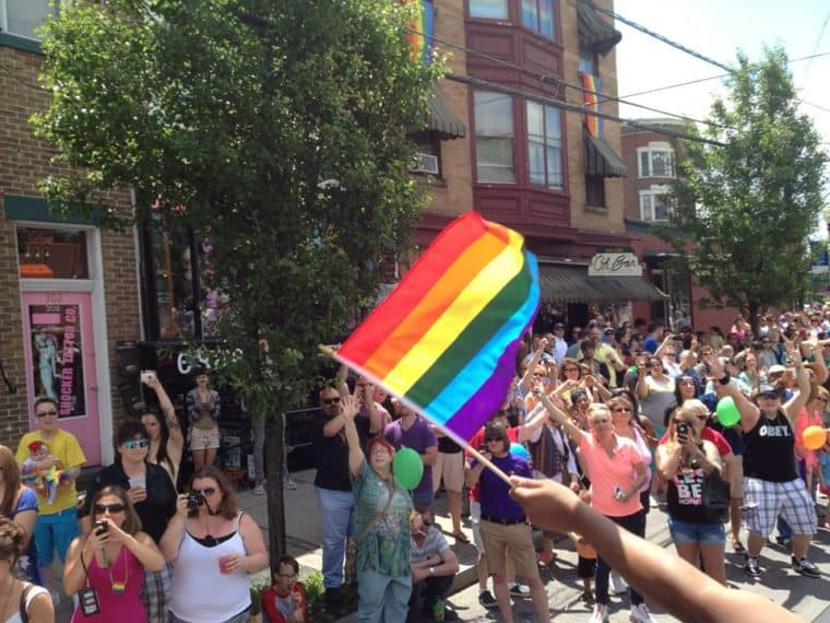 纽约市同性恋酒吧