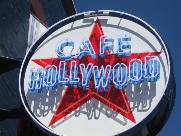 Καφέ Χόλιγουντ