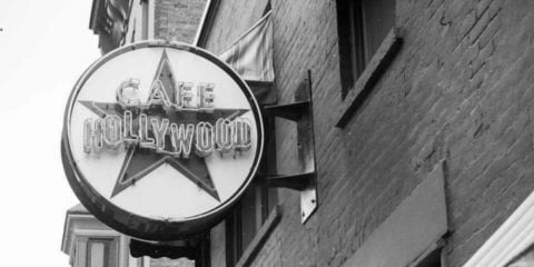 Cafe Hollywood Bar Albany New York