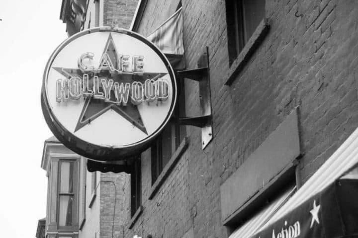 Cafe Hollywood