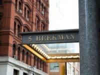 Το ξενοδοχείο Beekman