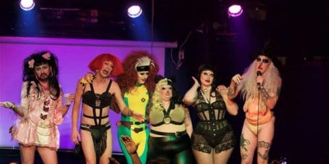 Austin International Drag Festival 2018