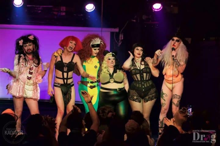 Austin International Drag Festival 2019