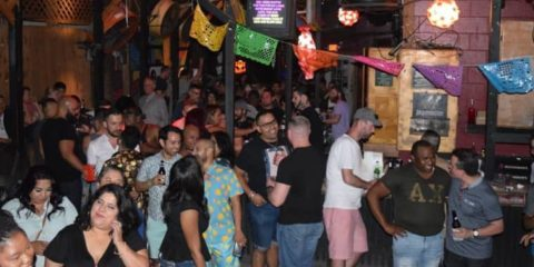 Kelab gay Pegasus Nightclub San Antonio Texas