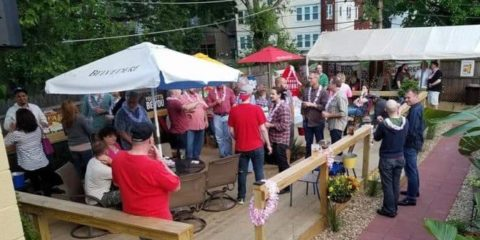 Sidestreet Bar Kansas City Misuri