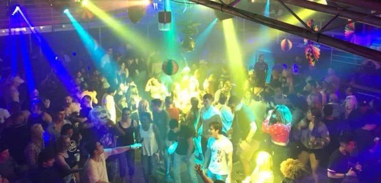 Bonham Exchange gay Club San Antonio Texas