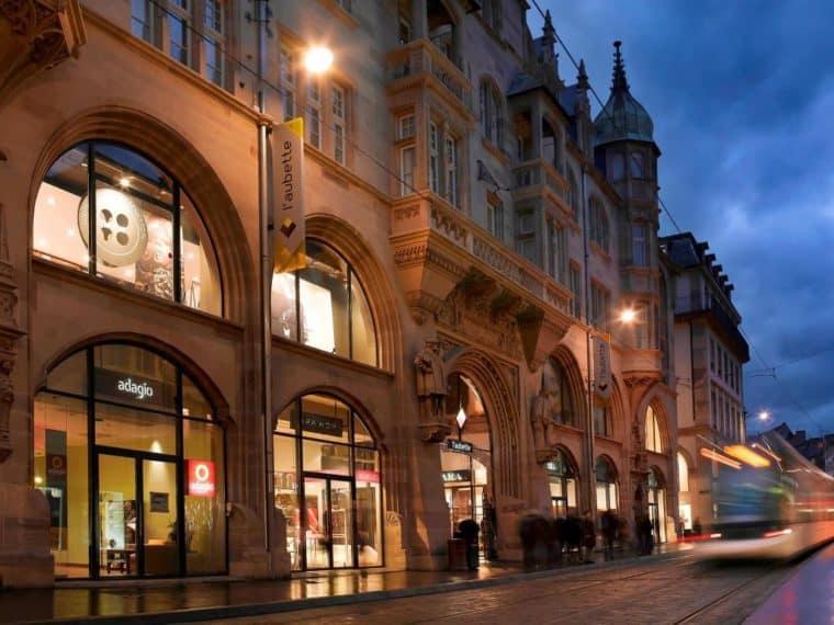 Aparthotel Adagio Στρασβούργο Place Kléber