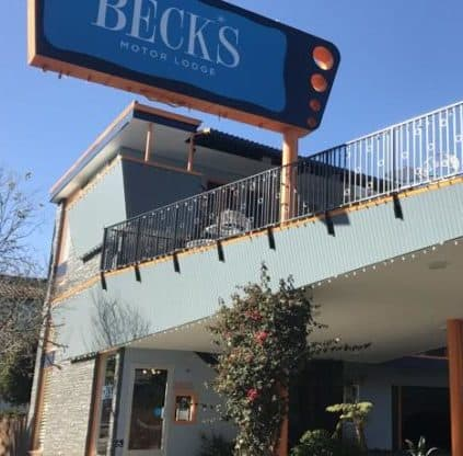 Beck's Motor Lodge