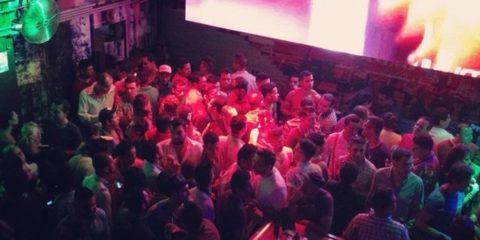 California Bar Quadalajara
