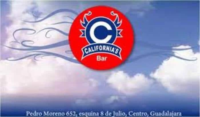 Καλιφόρνια μπαρ