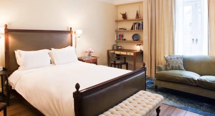 Το ξενοδοχείο Greenwich