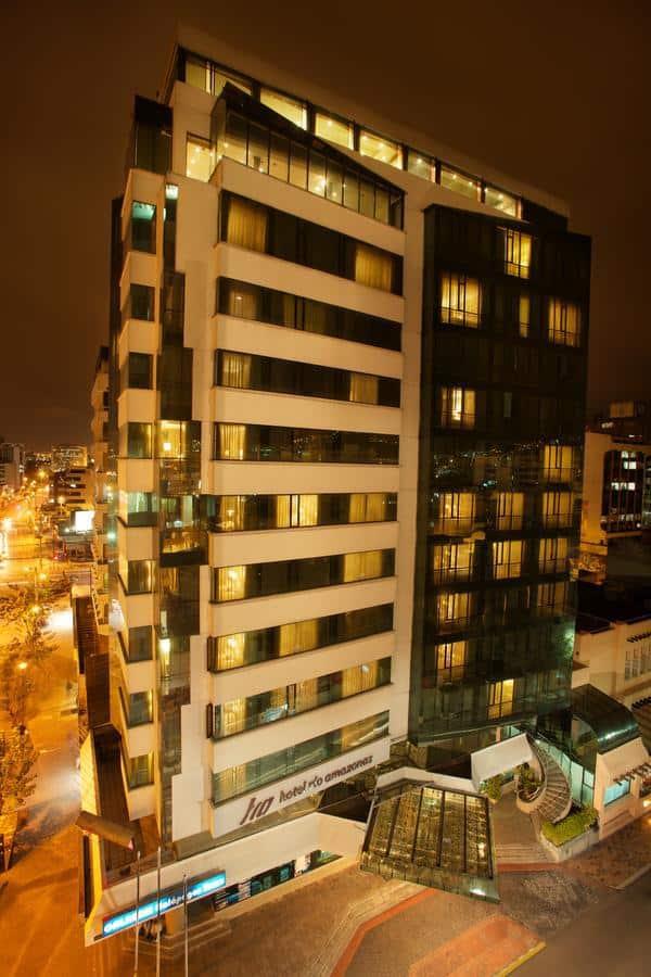 里约亚马逊河基多酒店