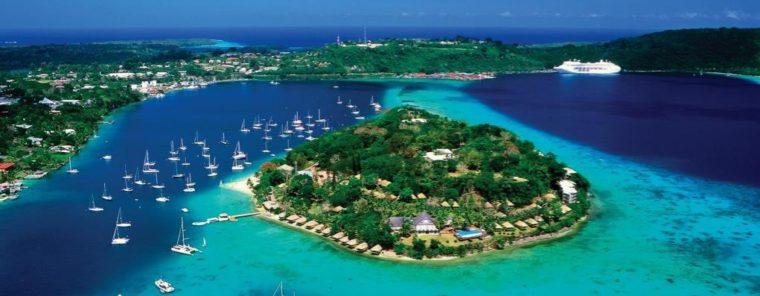 image of Iririki Island Resort