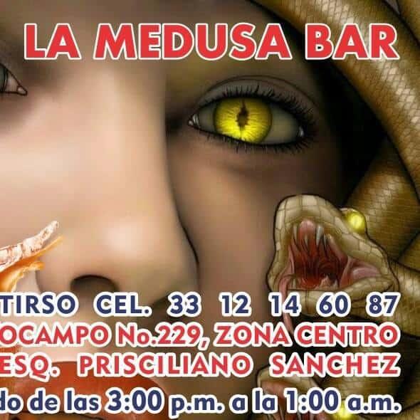 La Medusa Bar