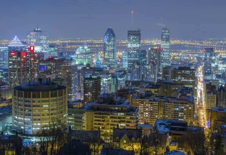 Gå til Montreal