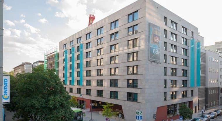 فندق واحد شتوتغارت-هاوبتباهنهوف