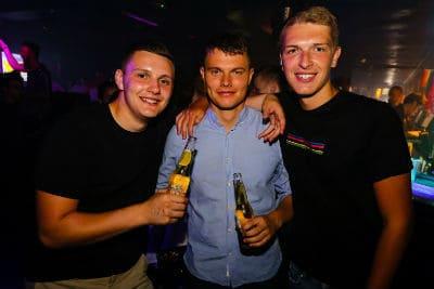 Oxford homoseksuelle barer
