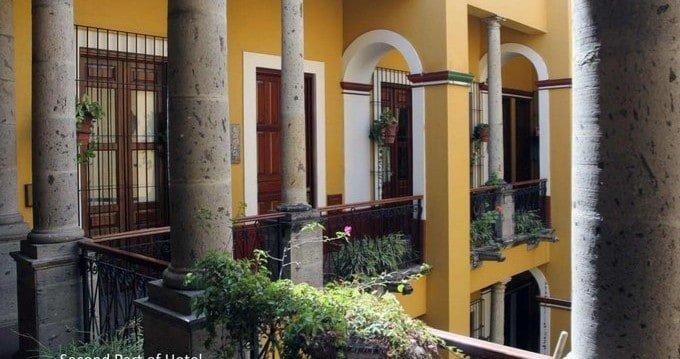 εικόνα του Hotel San Francisco Plaza