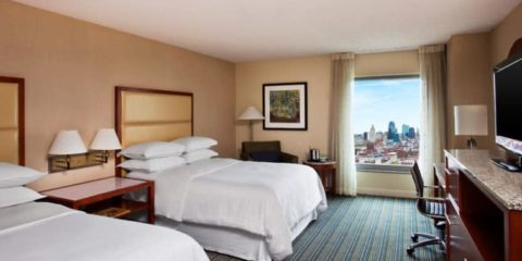 Sheraton Kansas City Hotel at Crown Center Kansas City Missouri