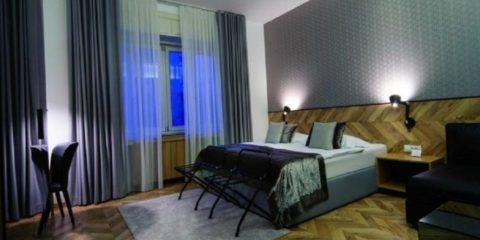 Städtisches Hotel Ljubljana