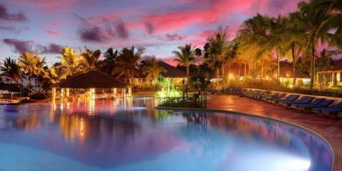 瓦努阿图沃里克勒拉贡温泉度假酒店