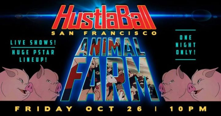HustlaBall San Francisco – Halloween Weekend