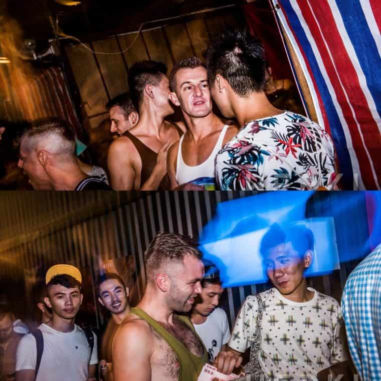 Marseille Gay Cruise Clubs