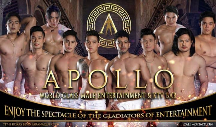 APOLLO Male Entertainment & KTV Bar