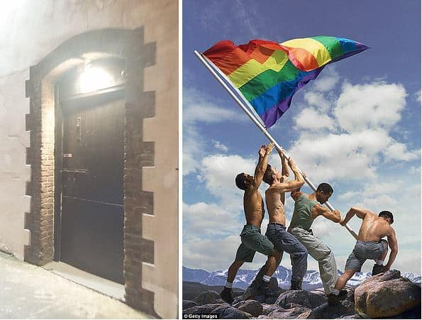 Club di crociera gay di Cork
