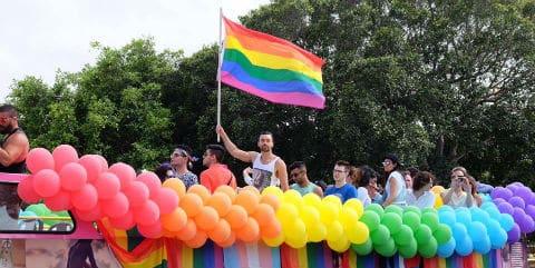 Gay Pride in Malta