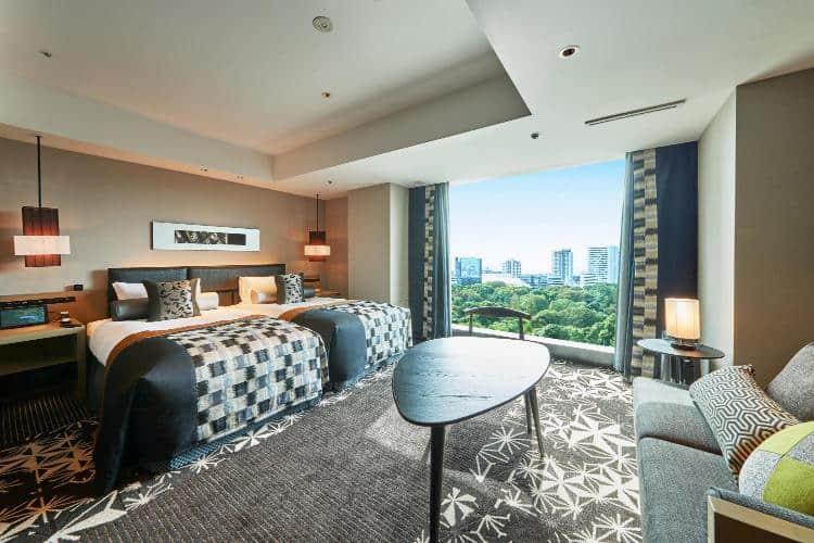 فندق نيو أوتاني طوكيو