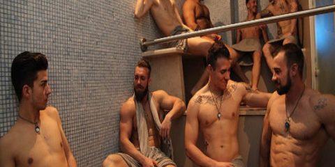 Sauna voor mannen Danang