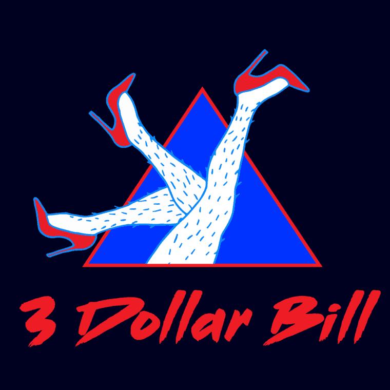 3 δολάριο νομοσχέδιο