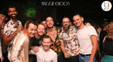 Sunday Gay Night @ Maggie Choo's - ΚΛΕΙΣΤΟ