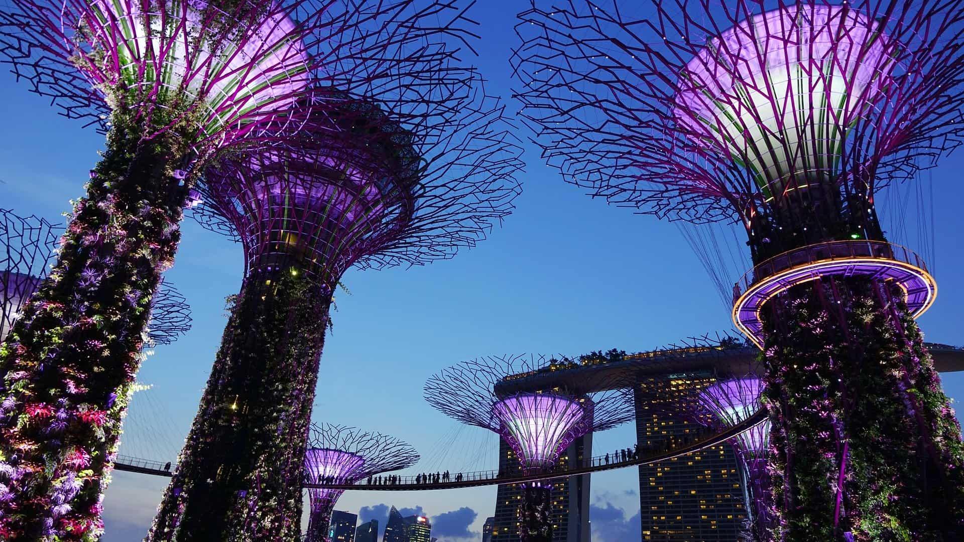 Gay Singapore · Luksushoteller