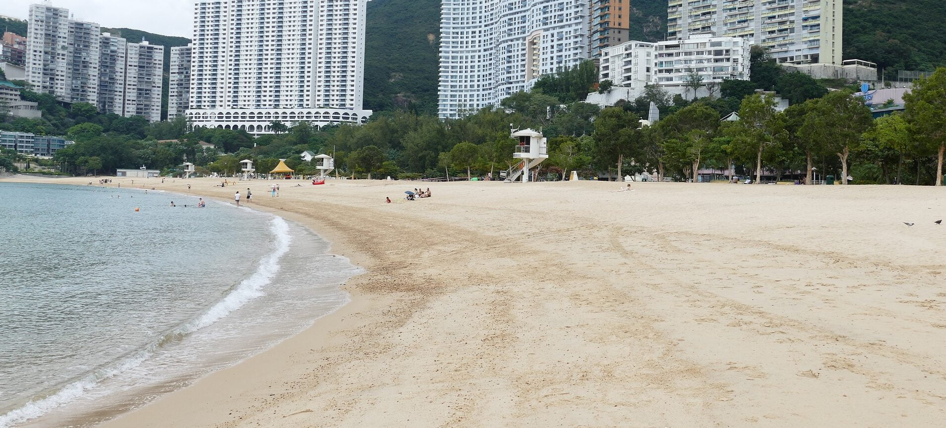 Gay Hong Kong · Strande