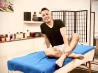 Massage de Daniel à Budapest